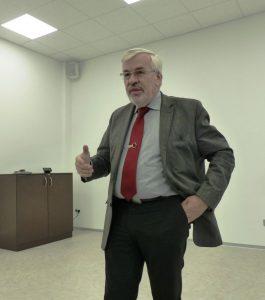 Werkleiter Kurt Ehrke